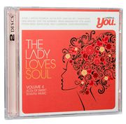 Universal - CD The Lady Loves Soul Vol 4
