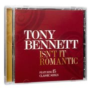 Universal - CD Tony Bennett Isn't It Romantic