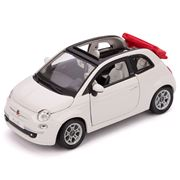 Bburago - Fiat 500C Cabriolet