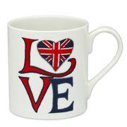 Jan Constantine - Fab Love Mug