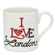 Jan Constantine - I Love London Bus Mug