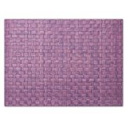 Nesi Tessile - Rectangular Placemat Purple