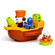 Tomy - Aqua Fun Pirate Bath Ship