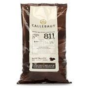 Callebaut - Bittersweet Dark Chocolate Drops 1kg