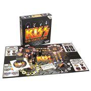 Games - KISS DVD Board Game