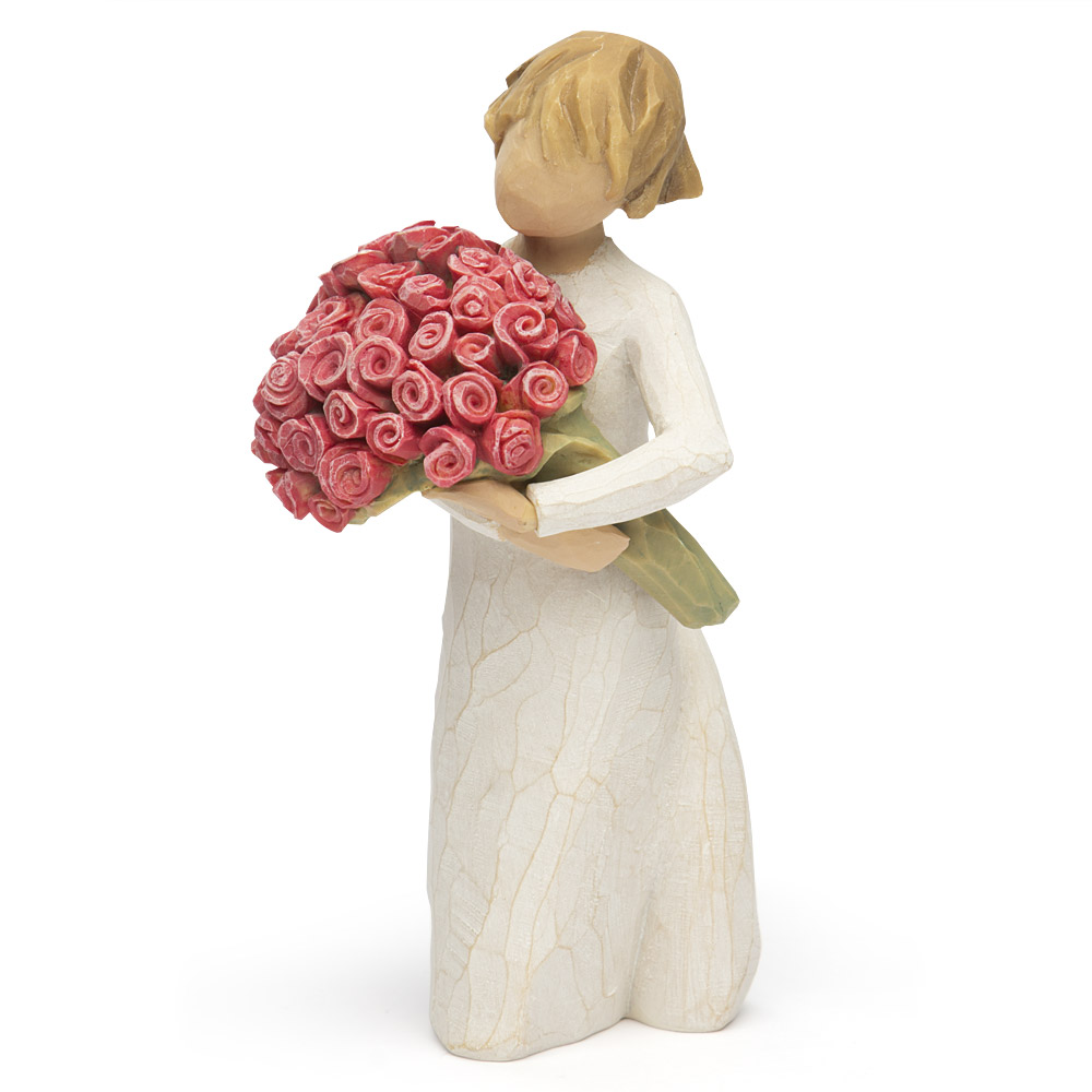 Australian Wedding Gifts For Overseas: Willow Tree - Abundance Figurine