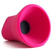 Kakkoii - WOW Bluetooth Speaker Pink