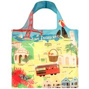 LOQI - San Fransisco Reusable Bag