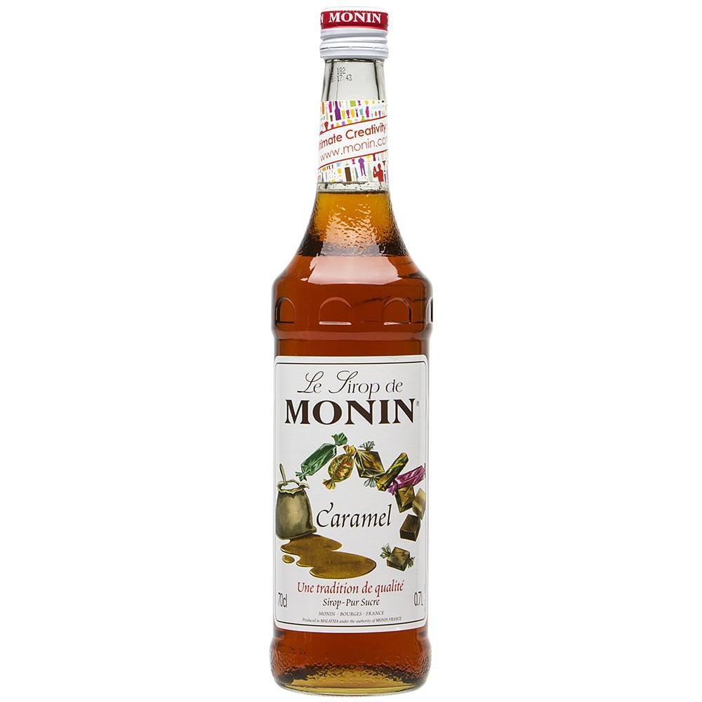 Monin Caramel Syrup 700ml Peter S Of Kensington