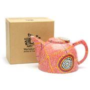 Alperstein - Debbie Brown Teapot