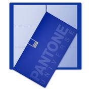 Pantone - Large Business Card Holder Dazzling Blue