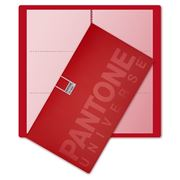 Pantone - Large Business Card Holder Tomato