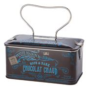 Wildly Delicious Fine Foods - Tinned Dark Hot Chocolate
