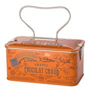 Wildly Delicious Fine Foods - Tinned Orange Hot Chocolate