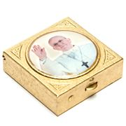 Vatican Library Collection - Pope Francis Trinket Box