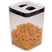 ClickClack - SpaceCube with Stainless Steel Lid 4.3L