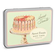 Cavallini - Sweet Treats Gift Tags