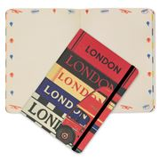 Cavallini - City Guide Notebook London