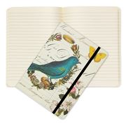Cavallini - Bird Notebook