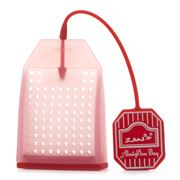 Outliving - Almigh-Tea Reusable Silicone Tea Bag Red
