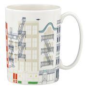 Lenox - Kate Spade About Town City Mug
