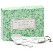 Portmeirion - Sophie Conran Measuring Spoon Set 4pce