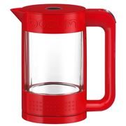 Bodum - Bistro Electric Red Double Walled Kettle
