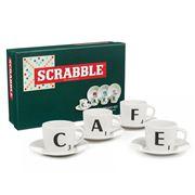 Scrabble - Espresso Set 8pce