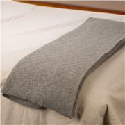Bemboka - Angora/Superfine Merino Lightbox Throw Mocha