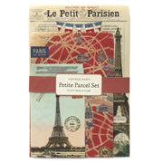 Cavallini - Vintage Paris Petite Parcel Set
