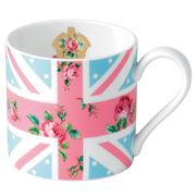 Royal Albert - Union Jack Roses Mug