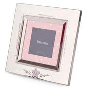 Whitehill - Twinkle Twinkle Little Star Pink Baby Frame