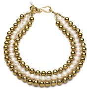 Bowerhaus - Astor Gold Necklace