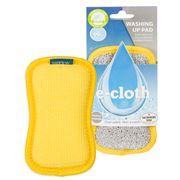 E-Cloth - Washing Up Pad Yellow
