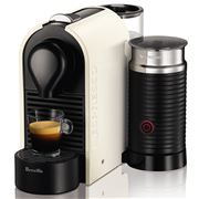 Breville - Nespresso UMilk White Coffee Machine