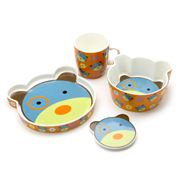 Sambonet - Teddy Kids Dinner Set 4pce