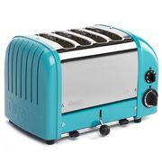 Dualit - NewGen Turquiose 4 Slice Toaster