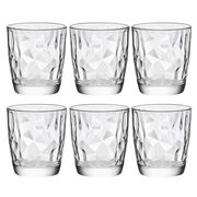 Bormioli Rocco - Diamond Double Old Fashioned Set 6pce