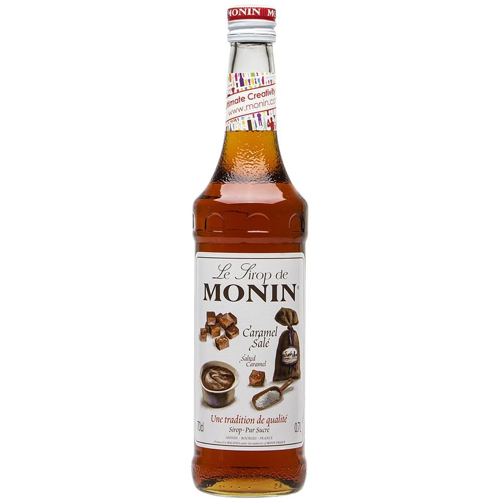 Monin - Salted Caramel Syrup 700ml   Peter's of Kensington