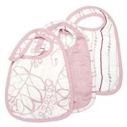Aden and Anais - Snap Bib Set Tranquility 3pce