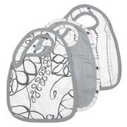 Aden and Anais - Snap Bib Moonlight Set 3pce