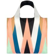LOQI - Echo Zigzag Reusable Bag