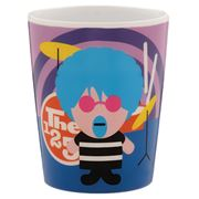 French Bull - Rockstar with Blue Hair Juice Cup