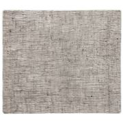 Modern Twist - Silicone Linen Chocolate Placemat