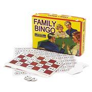 Heritage - Family Bingo