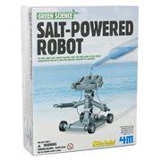 Kidz Labs - Kids Labs Salt-Powered Robot