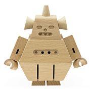 Go Home Junior - Woodies SumoBot Robot