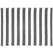 Ogilvies Designs - Beach Stripe Placemat Grey