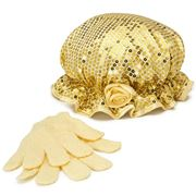 Ogilvies Designs - Fleur de Rose Shower Set Gold