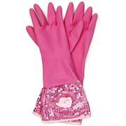 Ogilvies Designs - Fleur de Rose Fuchsia Glamour Gloves